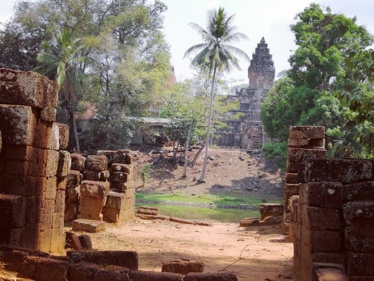 Clap de fin sur les temples d'Angkor.