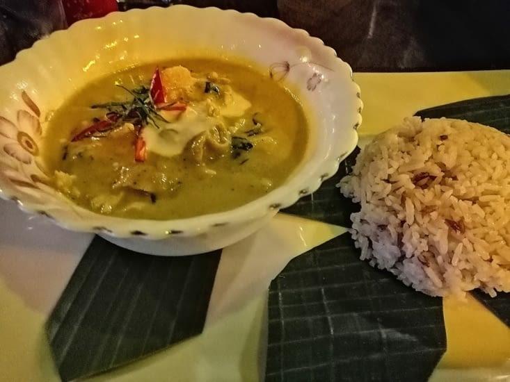 Lok Lak chez Madam Moch.