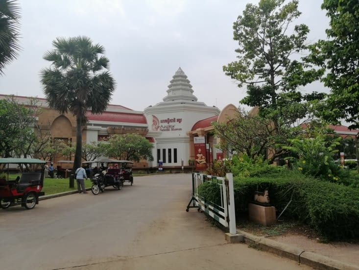 Musée d'Angkor