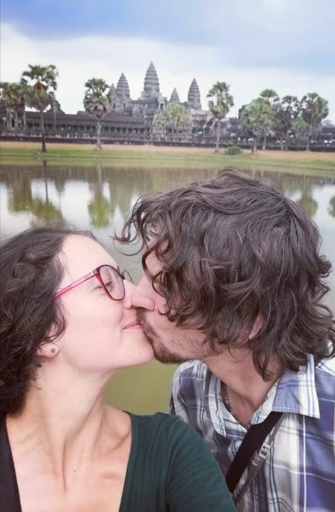 Pour que tu m'aimes Angkor.