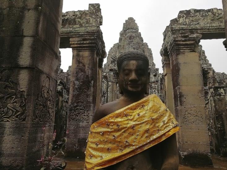 Un Bouddha.