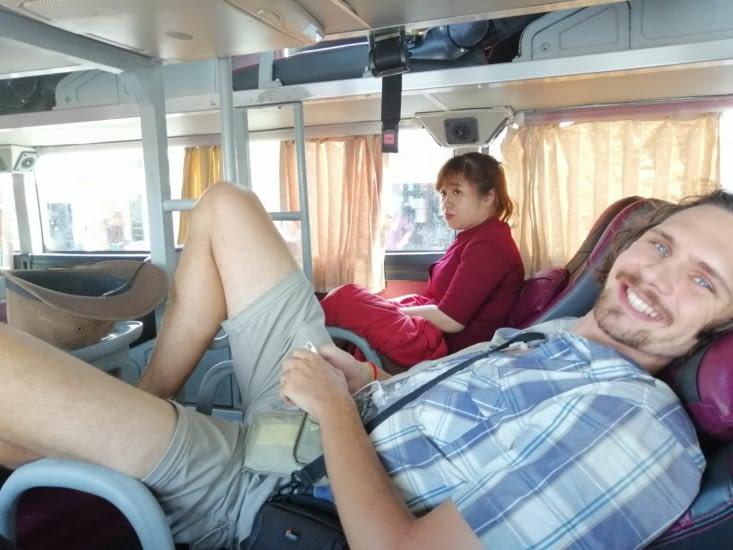 De nouveau un bus couchettes