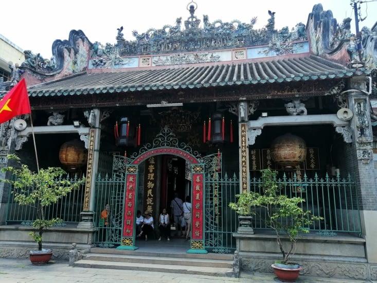 Deuxième temple: Tam Son Hoi.