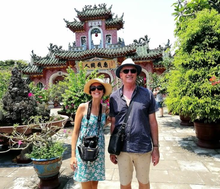 Le temple Phuc Kiên.