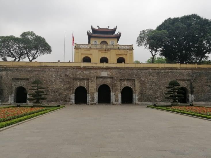 La citadelle impériale...