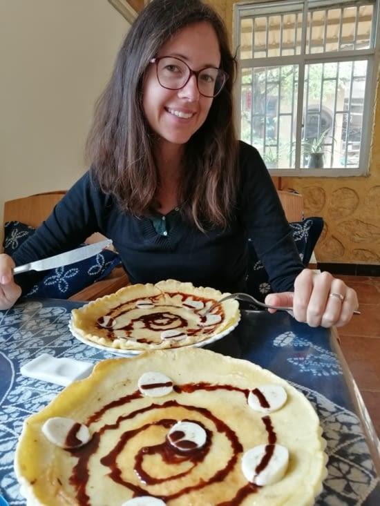 Le Pancake, une valeur sûre au petit déjeuner.