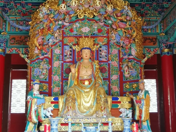 Humble Bouddha.