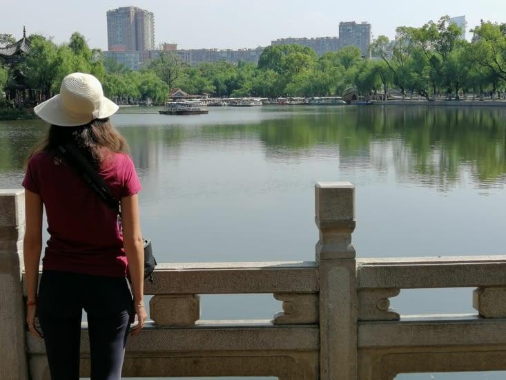 Le parc Cuihu