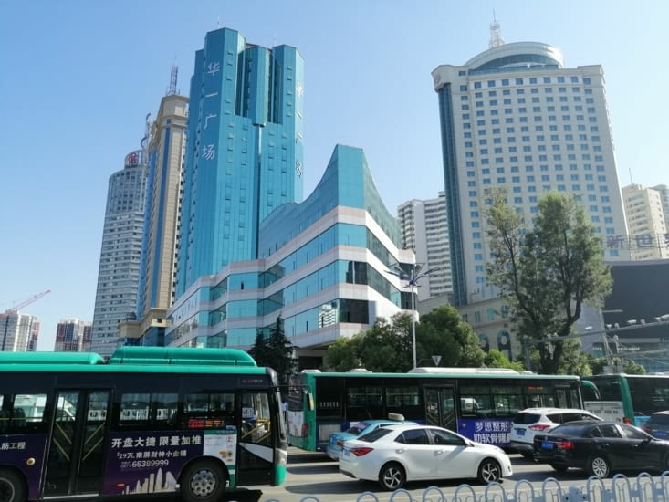 Moderne Kunming.