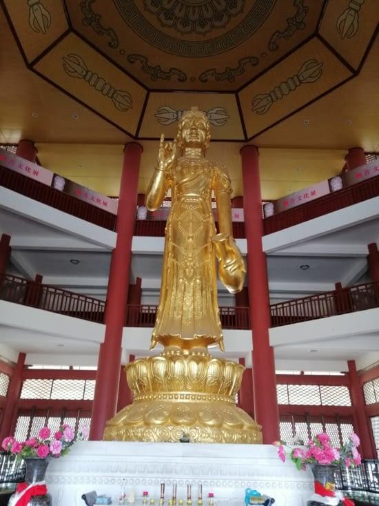 L'Avalokitesvara.