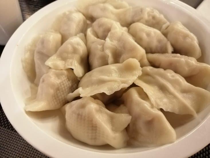 Dumplings sociales.