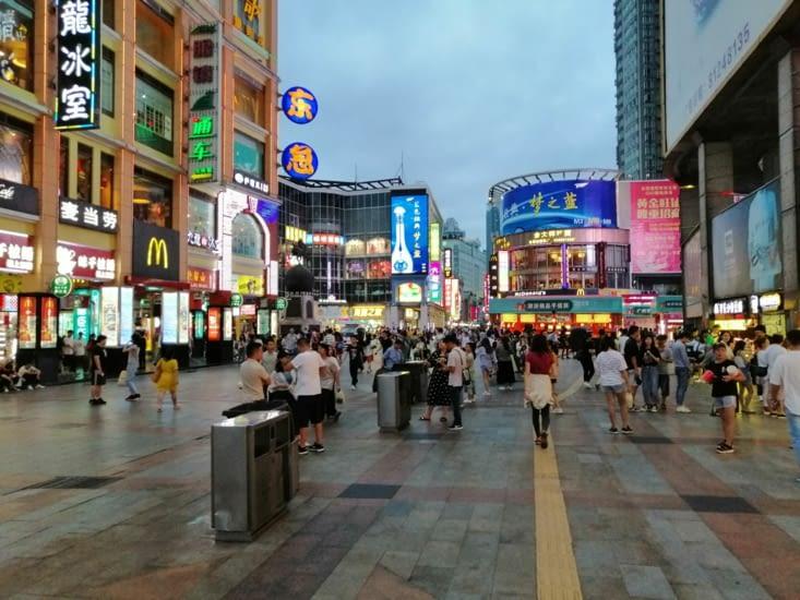 La rue Shangjiu.