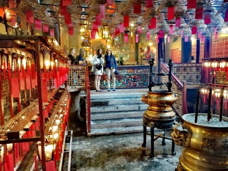 Le temple Man Mo