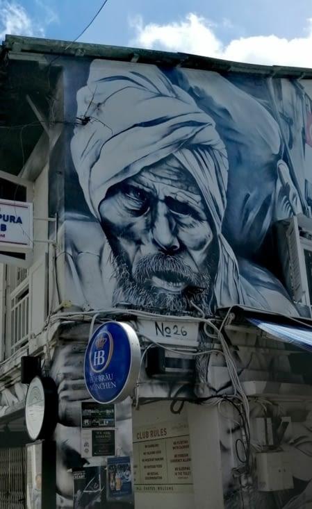 Le turban.