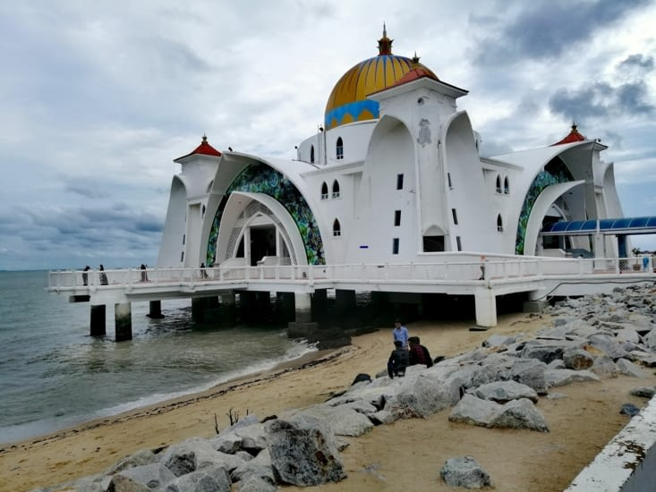 La mosquée Straits.