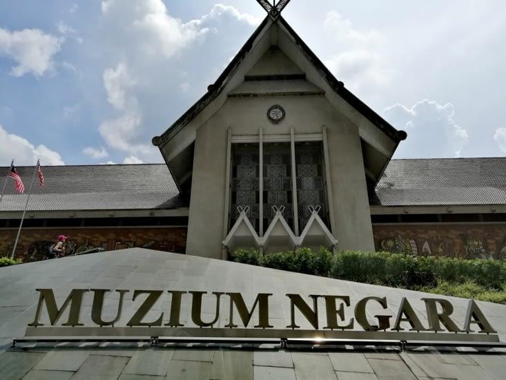 Le musée d'histoire nationale.