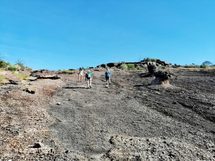 L'ascension de Nawurlanga.