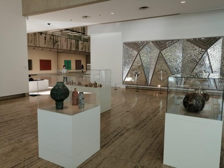 La gallerie d'art moderne