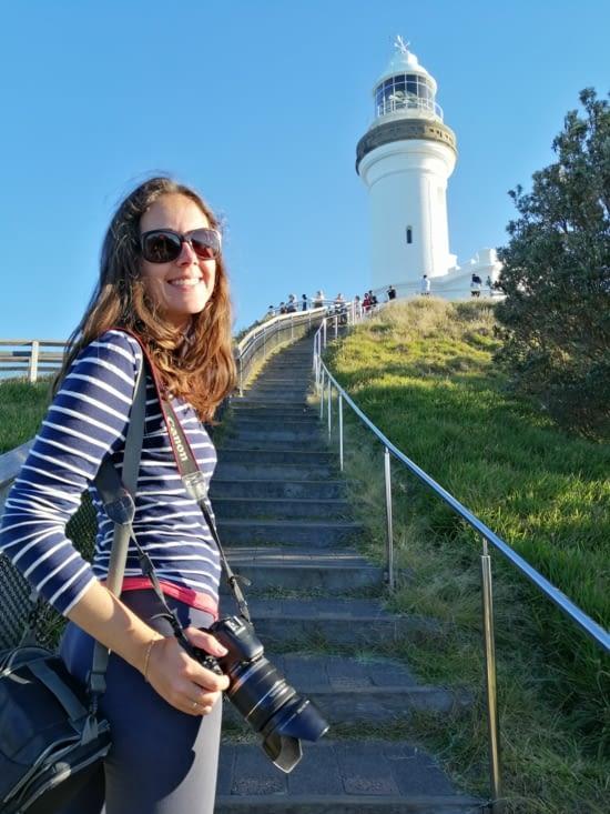 Le phare de Byron.