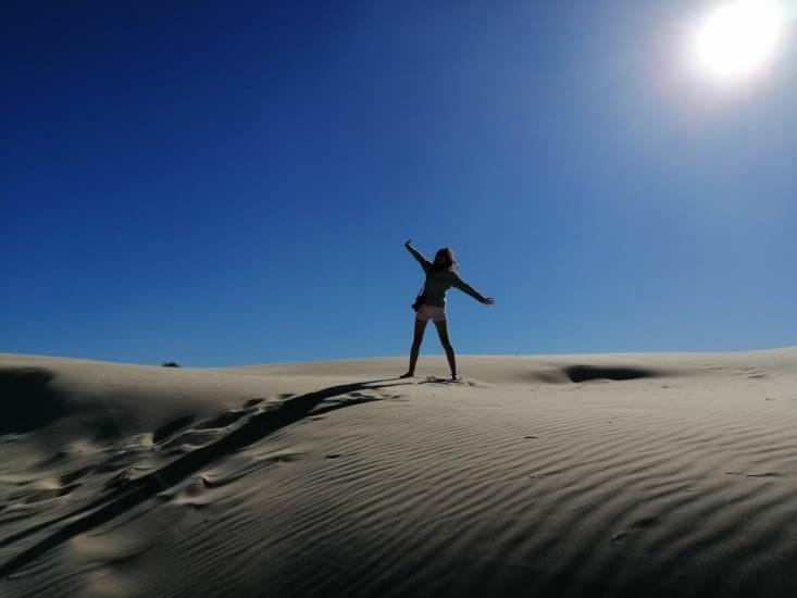 Au milieu du Sahara ?