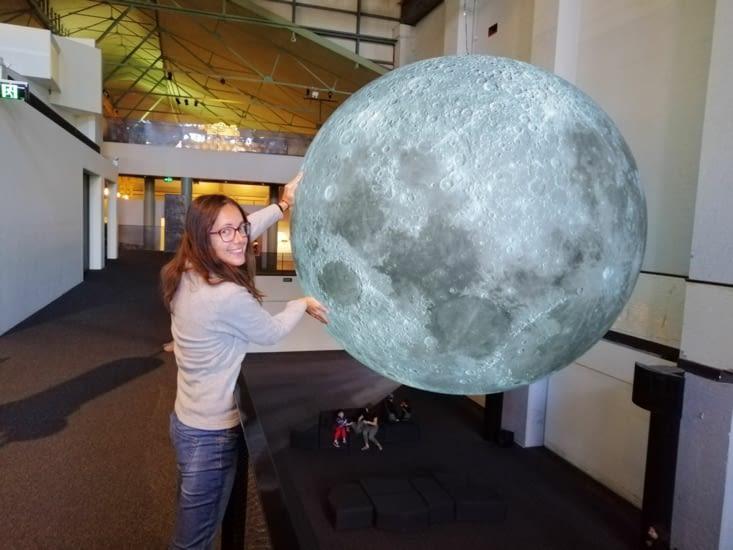 Décrocher la Lune.