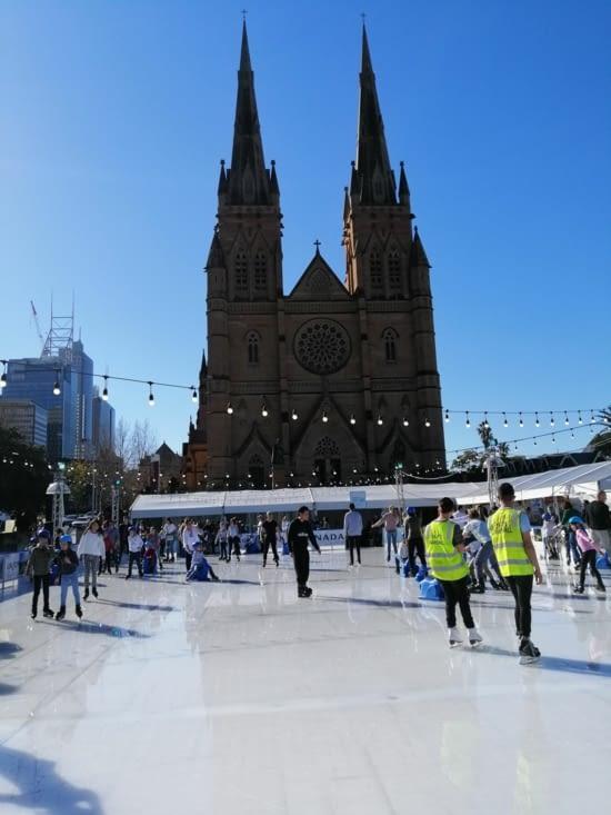 L'hiver austral
