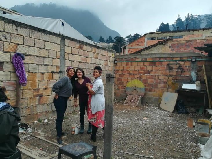 Le tejo, sport national colombien