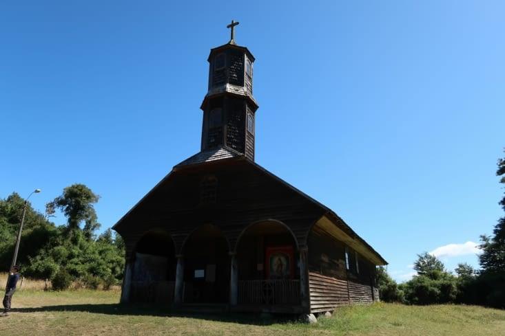 Eglise de Quicavi