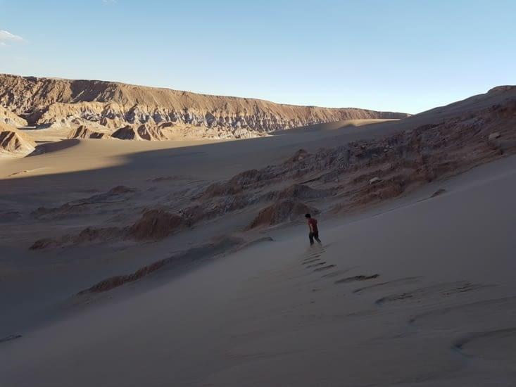 Dunes de la Valle de la Muerte
