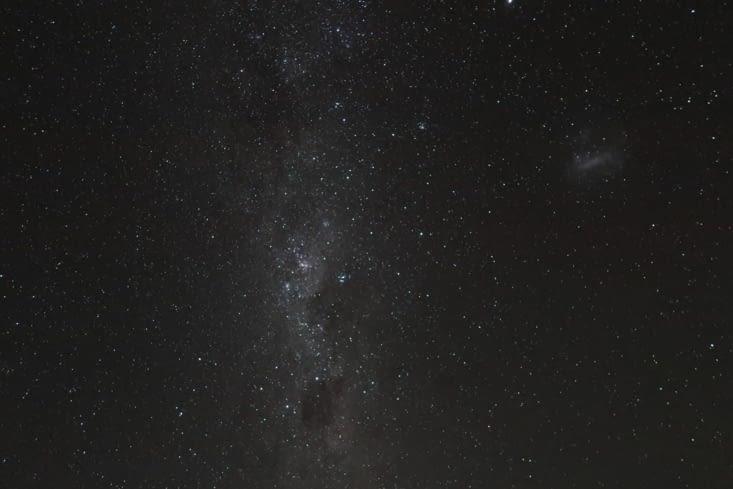 Observation des étoiles avec l'astronome Alain Maury