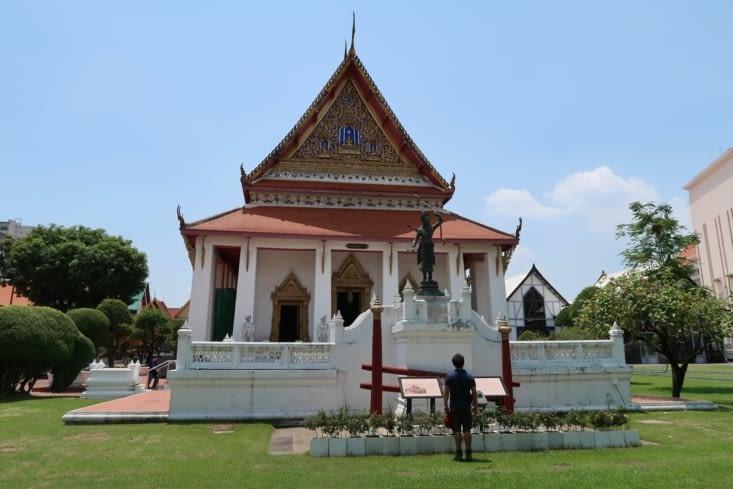 La chapelle de Buddhaisawan
