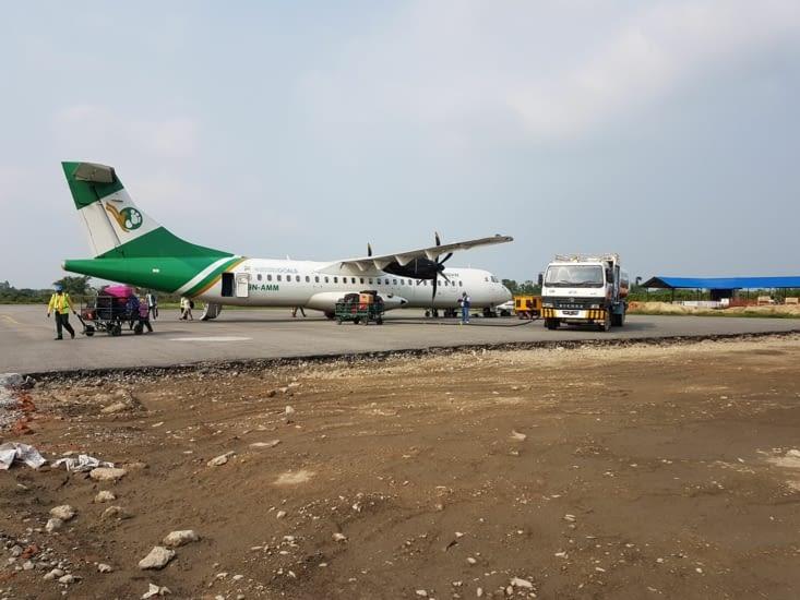 Aéroport de Bhadrapur