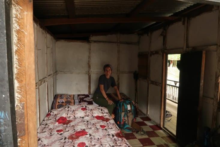 Chambre de la guesthouse