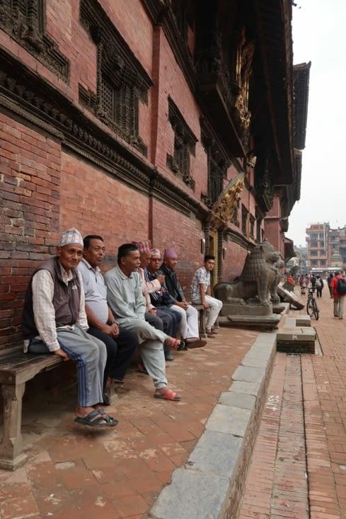 Durbar square de Patan