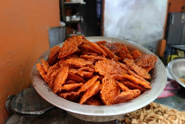 Petit déjeuner népalais