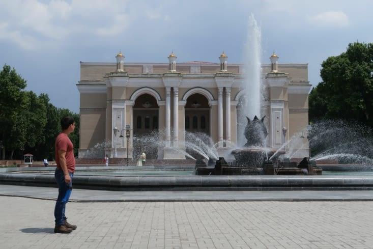 L'Opéra de Tachkent