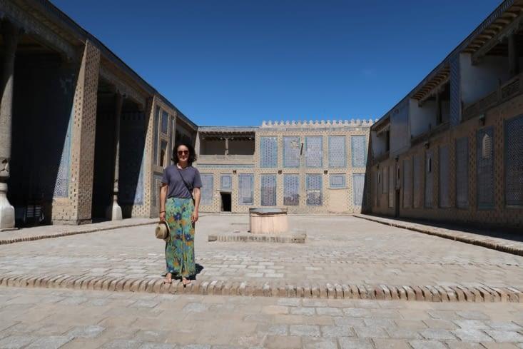 Harem du palais Tach Khaouli