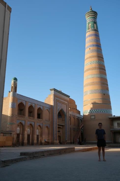 Minaret Islam Khodja.