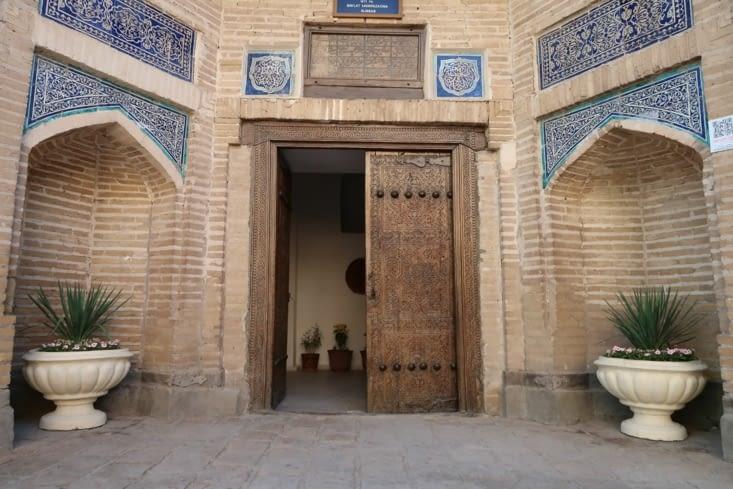 Les jolies portes de Khiva
