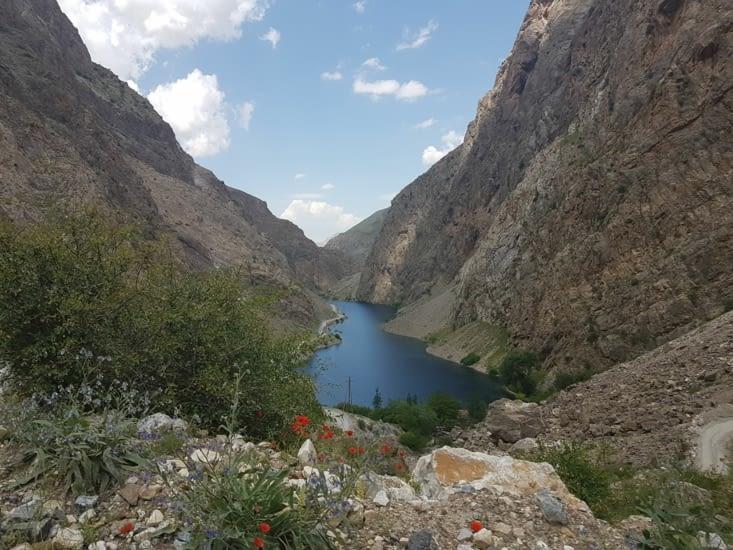 Premier lac