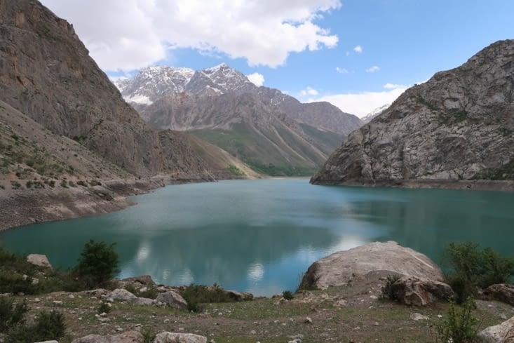 Le sixième lac, où nous dormons