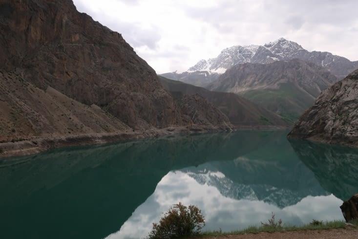 Encore et toujours le lac