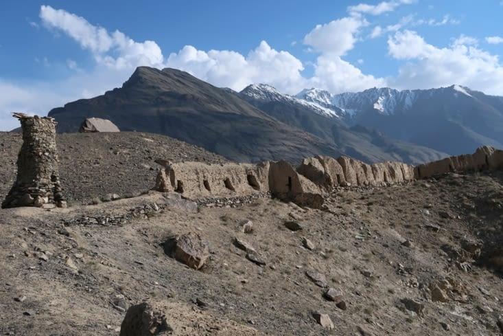 Forteresse de Namadgut