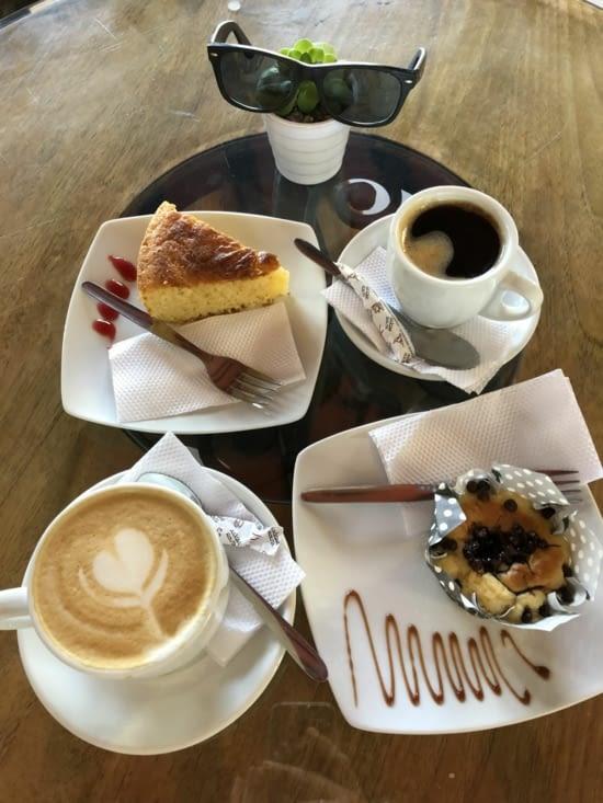 Petite pause café / Coffee time