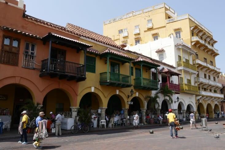 Centre historique / Historic center