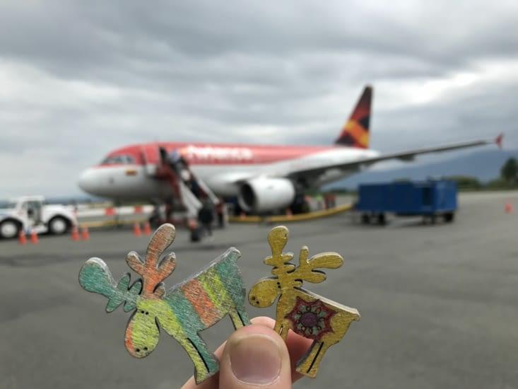 Bye Colombia!