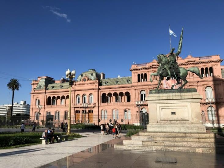 Buenos Aires, Palacio de Gobierno