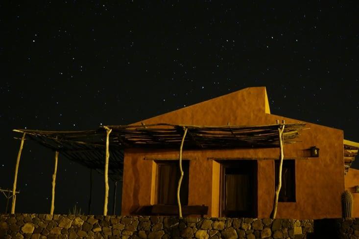 Sous le ciel étoilé / Under the stars