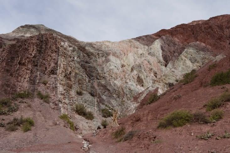 Montagnes colorées / Colorful mountains