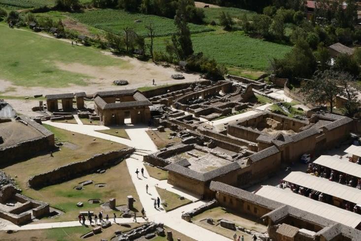 Forteresse d'Ollantaytambo / Ollantaytambo fortress